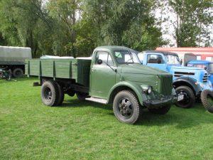 GAZ-51 – historia pierwszej radzieckiej ciężarówki cz. 1