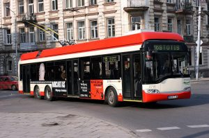 Solaris dostarczy 41 trolejbusów do stolicy Litwy