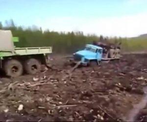 Na Syberii nie pojeździsz