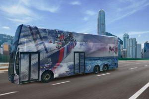 Volvo Buses wprowadza nowy autobus piętrowy Euro 6