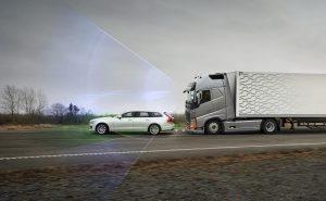 Rozwiązania Volvo Trucks z zakresu bezpieczeństwa