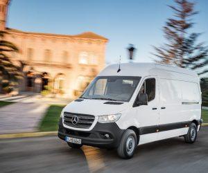 Premiera trzeciej generacji Mercedesa Sprintera