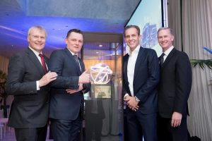 DAF ogłasza zdobywców nagrody International Dealer of the Year 2018