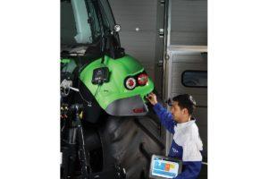 Aktualizacja oprogramowania TEXA dla maszyn rolniczych i budowlanych