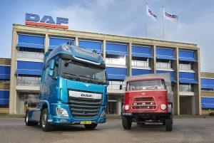 Limitowana edycja ciężarówki DAF XF 90th Anniversary – powstanie tylko 250 sztuk