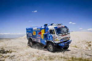 KAMAZ-Master ponownie wygrał Rajd Dakar