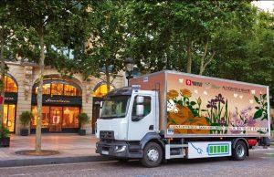 Pojazdy elektryczne Renault Trucks już od 2019 r.