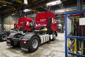 Pojazdy używane Renault Trucks dostępne online