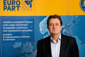 Nowy Prezes Zarządu EUROPART Polska