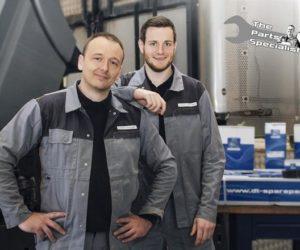 Björn i Lars wymieniają pompę wody [Film]