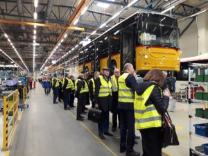 Zrównoważony transport miejski: perspektywa szwedzka