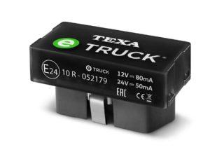 Zdalne monitorowanie pojazdu z TEXA e-Truck – jak to działa?