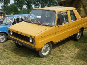 Tarpan – polski samochód terenowy