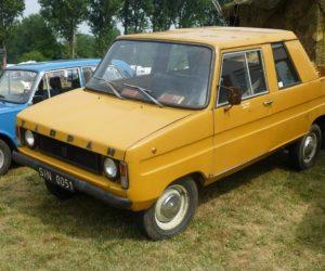 Tarpan - polski samochód terenowy