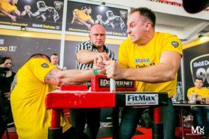 Zawody Mobil Delvac Strong Traker na Motor Show 2018