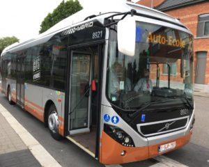 Wrocławska fabryka Volvo dostarczy do Brukseli 90 autobusów