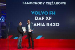 Volvo FH najczęściej wyszukiwanym pojazdem 2017 roku