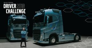 Rusza Volvo Trucks Driver Challenge 2018