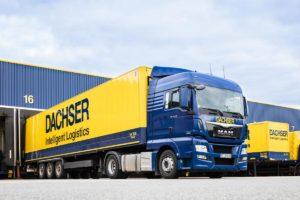 Dachser zainwestuje 22 mln euro w nowy oddział