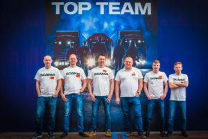 Polski zespół zwyciężył w europejskim finale Top Team