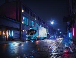 Premiera: Volvo prezentuje pierwszą elektryczną ciężarówkę