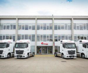 Girteka Logistics wybiera Goodyear