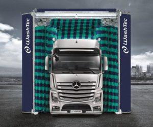 Kiedy warto zakupić myjnię dla pojazdów ciężarowych? Wywiad.