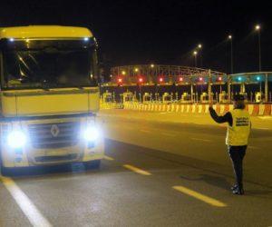 Nocna akcja ITD w Wielkopolsce