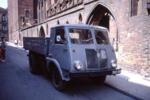 Ciężarówka marzeń – jak wyglądała 50 lat temu?
