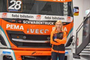 Febi sponsorem zespołu w wyścigach ciężarówek