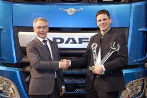 Znamy najlepszego mechanika DAF w Europie