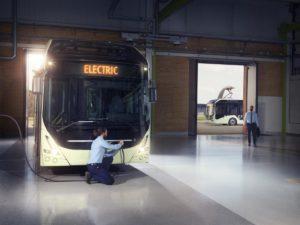 Elektryczne Volvo z Wrocławia do Lillehammer