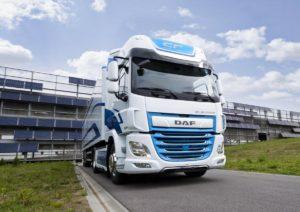 Premiera: Elektryczna ciężarówka DAF VDL CF Electric