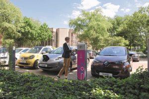W stronę elektromobilności – Innogy i DKV Euro Service