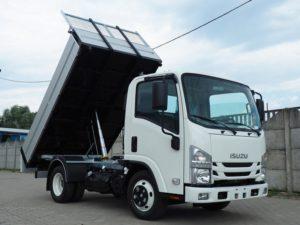 Isuzu M21 – wszechstronny pojazd z nowym silnikiem