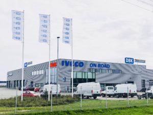 Kolejny oddział DBK Truck Center w Wielkopolsce