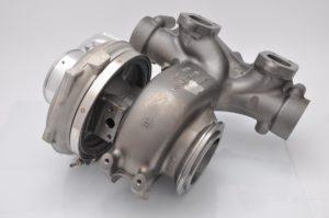Ekonomiczna alternatywa IC dla nowej turbosprężarki