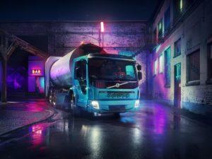 Premiera: Volvo FE drugim modelem ciężarówki elektrycznej