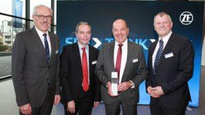 Dachser rozwija współpracę z ZF Friedrichshafen