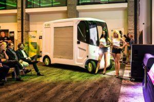 Polski samochód elektryczny, celujący w logistykę