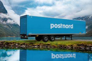 51 naczep Kögel Box dla poczty PostNord