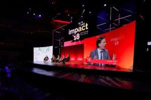 Scania na kongresie Impact'18