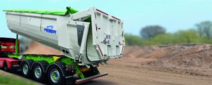 Serwisowanie naczep Feber w sieci Q-Service Truck