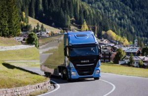 Ciężarówki IVECO na CNG i LNG z niemieckim dofinansowaniem