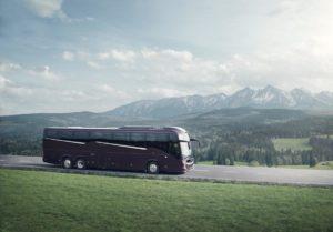 Nowe autobusy turystyczne Volvo