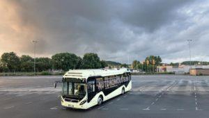 Volvo prezentuje swój autobus autonomiczny