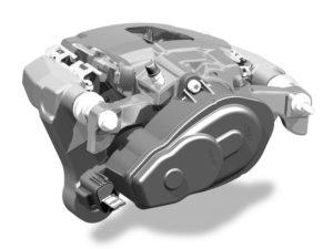 ZF wprowadza pierwszy elektryczny hamulec postojowy o dużej wytrzymałości dla Ford Motor Company do modelu F-150