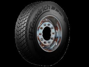 Opona Michelin lub BFGoodrich za złotówkę