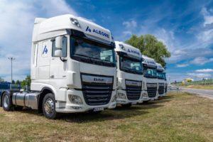 Firma Alegre z nowymi ciągnikami DAF XF