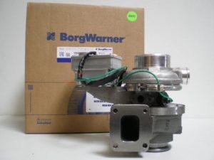 Nowa turbosprężarka w ofercie Diesel Service